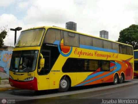 autobuses de  Venezuela