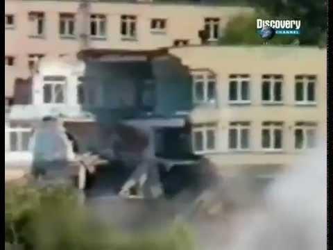Оползень на Тополе 6.06.1997