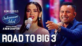 download lagu LYODRA X JUDIKA - HILANG TAPI ADA - ROAD TO BIG 3 - Indonesian Idol 2021 mp3