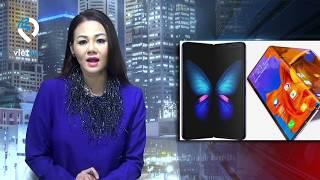 Công nghệ màn hình gập của Huawei có nguồn gốc từ đâu?