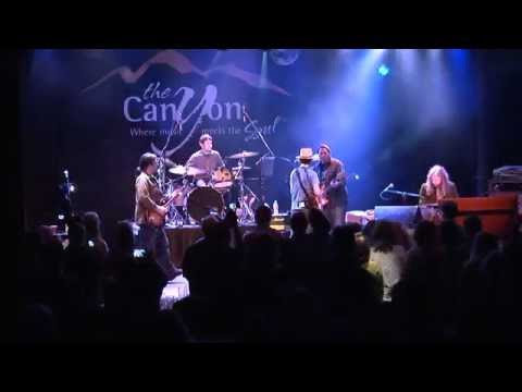 Grateful Dead Medley-Jackie Greene Band/3-2-2014 Canyon Club