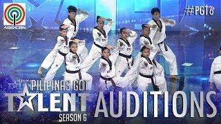 Pilipinas Got Talent 2018 Auditions: Star Taekwondo Team - Taekwondo