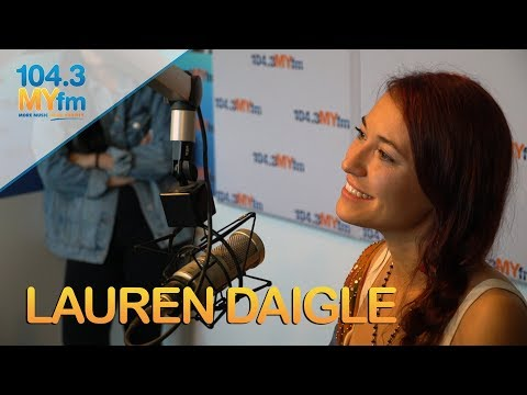 Lauren Daigle On Defying Labels, Connecting With Fans, Grey's Anatomy, Adrenaline & More
