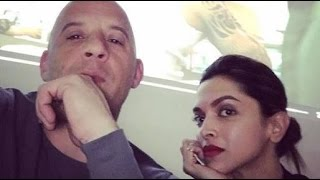 Deepika Padukone Teaching Vin Diesel HINDI | Exclusive Video | Hollywood | Xxx | Ranveer Singh | HD