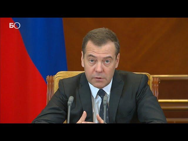 Медведев поручил решить проблему с жильем для детей сирот