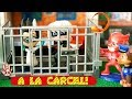 PJ MASKS Romeo Y Lunática A La Cárcel Vídeos De Juguetes En Español mp3