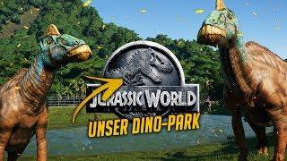 Willkommen im Park! | Jurassic World Evolution Let's Play