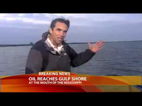 Seafood Harvest Threatened by Oil Spill