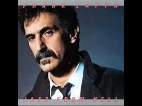 Frank Zappa - G-Spot Tornado