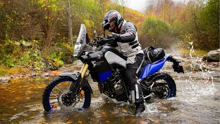 Yamaha Tenere 700 Follow Up Review - The Suspension