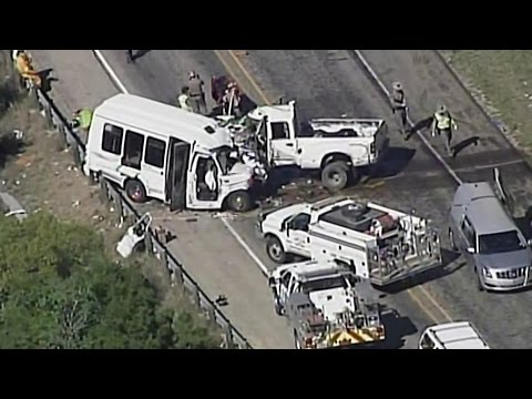 911 calls regarding erratic driver minutes before deadly bus crash