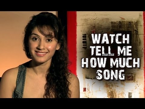 Manjari Fadnis Invites You To Check Out The New Track 'Tell Me How Much' - Warning