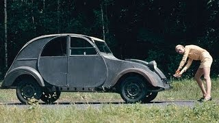 #644. Citroen 2cv 1939 (Prototype Car)