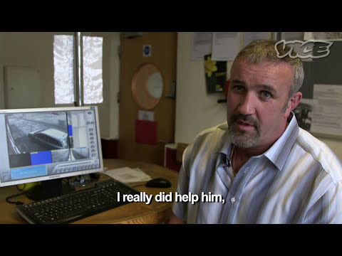 UK's Scariest Debt Collector (Full Length)