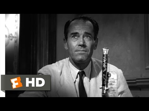 12 Angry Men (2/10) Movie CLIP - It's the Same Knife! (1957) HD