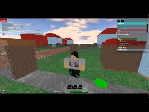 Roblox-Be A Pet Or Adopt One Video