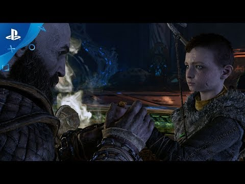 God of War – Father and Son Trailer | PS4