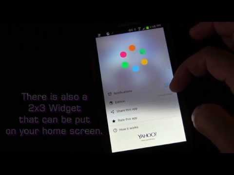 Yahoo! News Digest - Android App Review and Demo