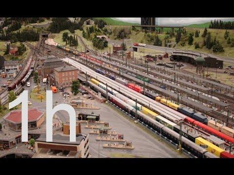 Miniaturwunderland Hamburg - MiWuLa - Eine Führung hinter den Kulissen - trainfart