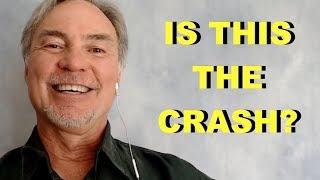 Is This The Crash? | John Rubino