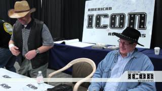 Pro Wrestling Legends American Icon Autographs Public Signing February 11, 2012
