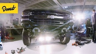 How to Install Bumpers, Lights, & Fenders on Your Truck | Truck Garage EP2
