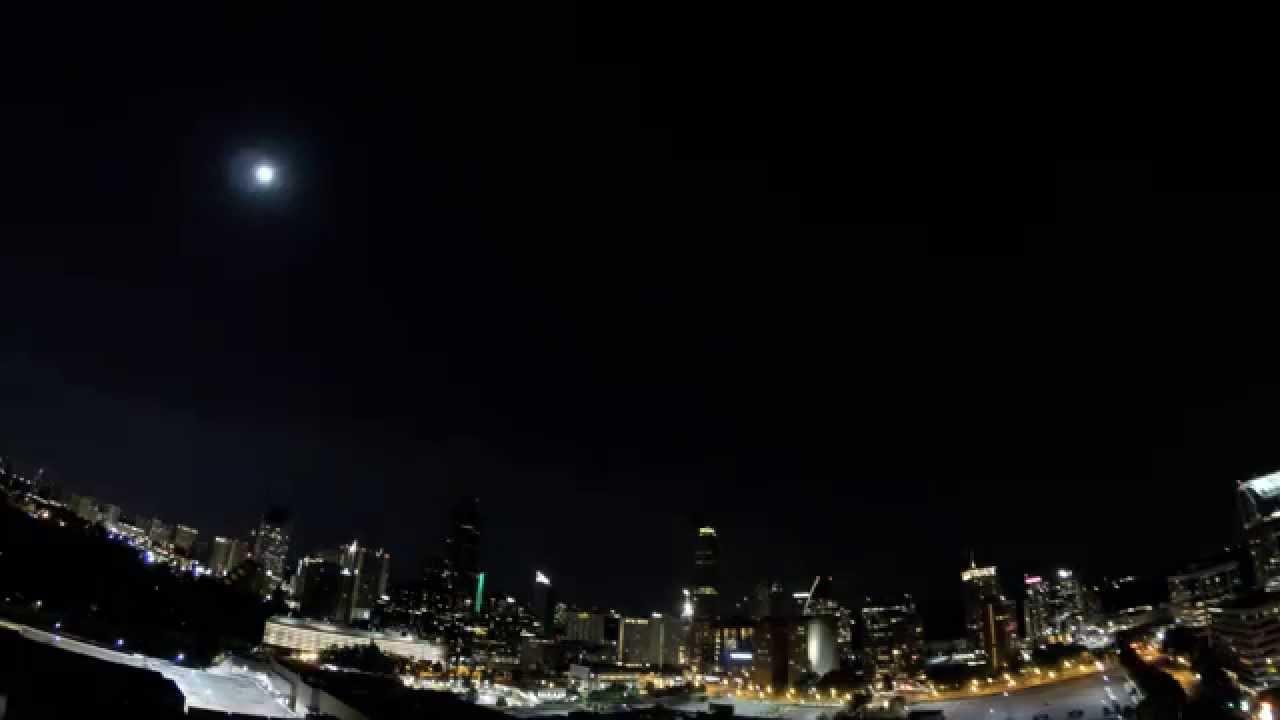 Buckhead Atlanta Time-lapse
