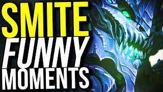 REFLECTION DAMAGE KUZENBO OP! (Smite Funny Moments)