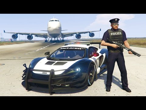 GTA 5 Mods - PLAY AS A COP MOD!! GTA 5 Police McLaren LSPDFR Mod Gameplay! (GTA 5 Mods Gameplay)