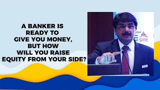 A Banker Is Ready To Give You Money  But