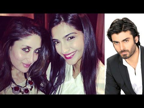 Kareena Kapoor, Fawad Khan and Sonam Kapoor spotted! | Bollywood News