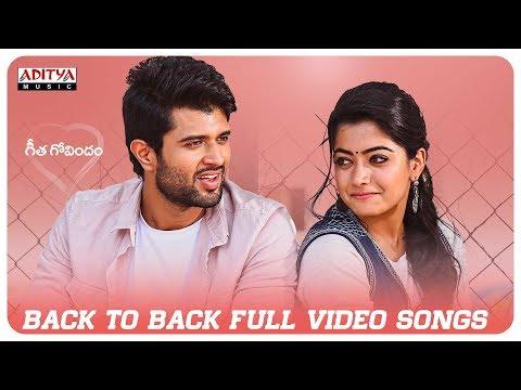 Download Lagu  Geetha Govindam Back 2 Back Full  Songs | Vijay Devarakonda, Rashmika Mandanna Mp3 Free