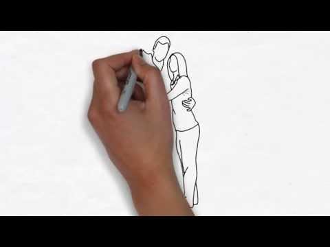 Видео как нарисовать рисунок Моя семья