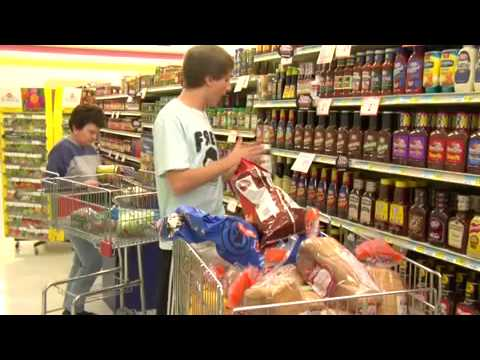 Fred Goes Grocery Shopping