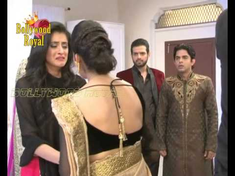On location of Tv Serial Yeh Hai Mohabbatein Heated argument...