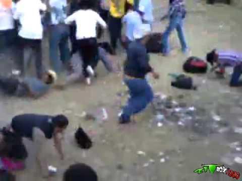Se Sale del Ruedo!! El Dulce Tormento de Los Destructores 2012