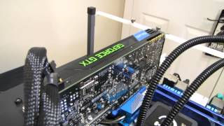 Galaxy GeForce GTX 680 NVIDIA 3D Vision Performance Review Linus Tech Tips