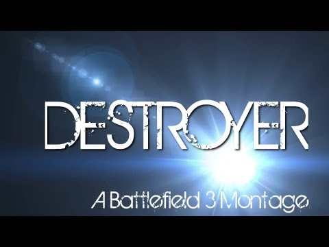 Destroyer | Battlefield 3