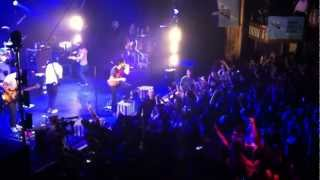 "Young The Giant ""My Body"" Live @ Riviera 02/23/2012"