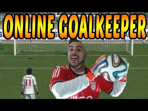 FIFA 14 EPIC NEW GOALKEEPER ONLINE SERIES!!!