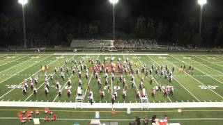 Lely marching Band Sep 9 2016