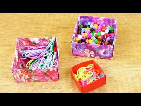 Herbstdeko Diy Basteln Mit Papier Dekor Des Zimmers Origami
