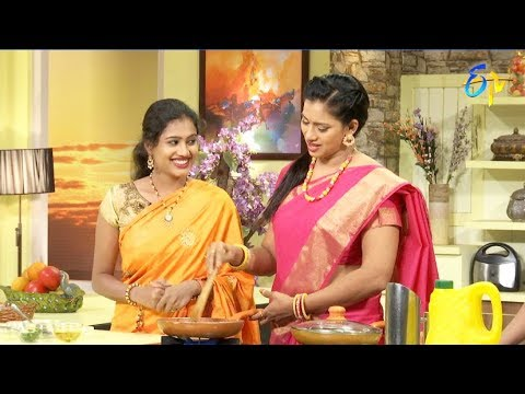 Telugu Ruchi | 12th September 2018 | Full Episode | ETV Telugu