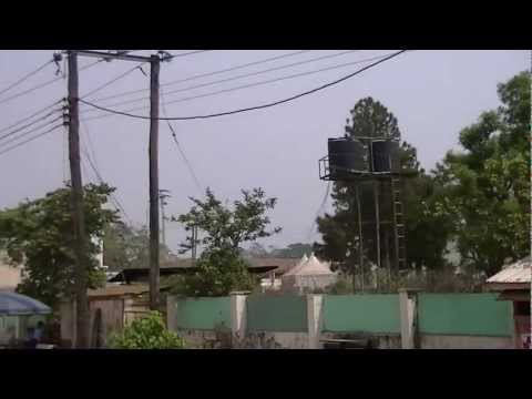 My Trip to Nigeria. A video tape of Owerri, Imo State Capital, Dec. 31st, 2012
