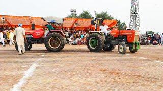 Arjun 605 vs swaraj 855 sirra tractor tochan