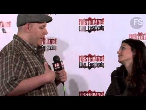 Fgff Hollywood 2013 Interview- hated, Actress Genevieve Padalecki video