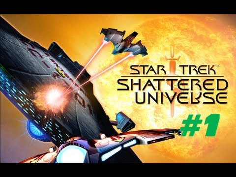 Star Trek: Shattered Universe Walkthrough Mission 1: Shattered Universe (Cheat)