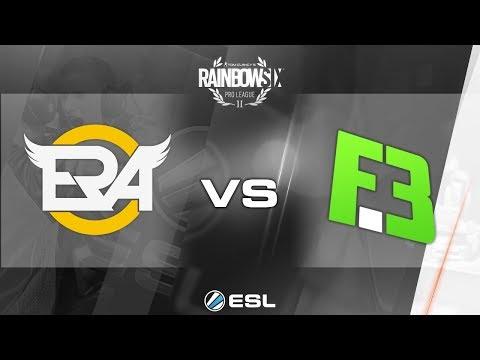 Rainbow Six Pro League - Season 3 - NA - Era Eternity vs. FlipSid3 Tactics - Week 3