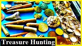 Treasure Hunting: Tips: Tricks & Secrets: 4k.