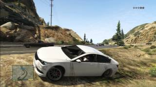 GTA 5 BMW 7 SERIE BIG MOVIE